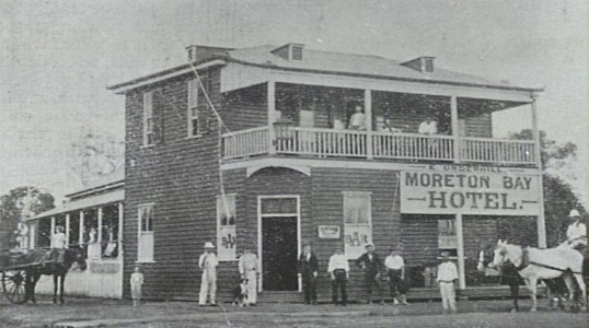 The Moreton Bay Hotel