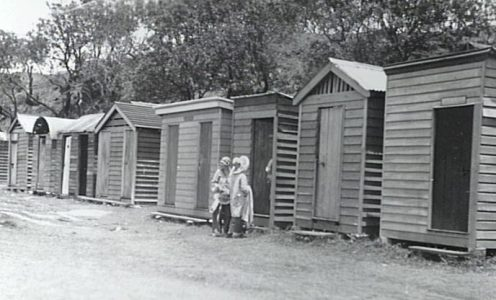Redcliffe Bathing Boxes